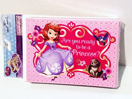 Amazon Com Sofia The First Birthday Invitations Thank You Cards
