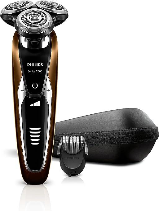 Philips S9511/42 - Afeitadora eléctrica rotativa para hombre ...