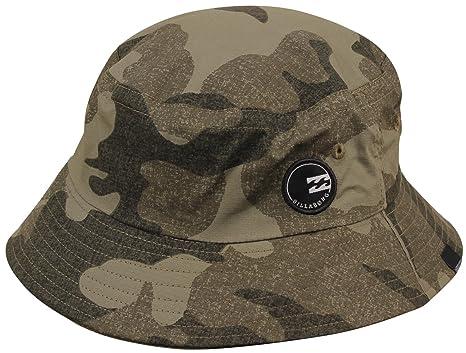 e629e0074ba Amazon.com  Billabong Supreme Bucket Surf Hat - Camo  Clothing