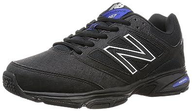 a8a41b142a8c9 [ニューバランス] トレーニングシューズ MX467(旧モデル) BN2ブラック/ブルー 25 4E