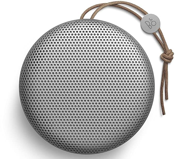 B&O Play Beoplay A1 Portable Bluetooth Speaker with Built-in Microphone (Natural) MP3/MP4 Accessories at amazon