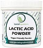 Special Ingredients Vegan Friendly Lactic Acid Powder 100 g