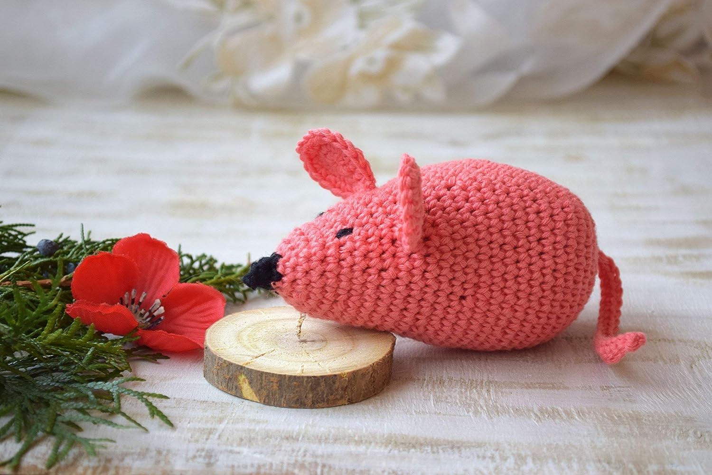 Crochet cat and mouse pattern | Crochet mouse, Crochet animal ... | 1000x1500