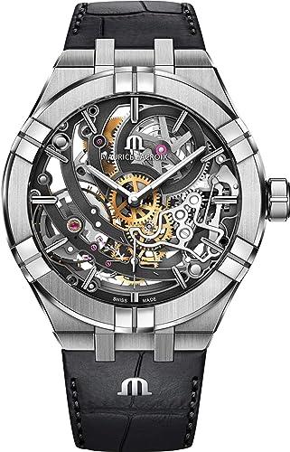 Maurice Lacroix Aikon Automatic AI6028-SS001-030-1 Reloj Automático para Hombres: Amazon.es: Relojes