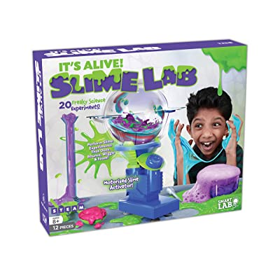 SmartLab Toys It's Alive Slime Lab: Toys & Games