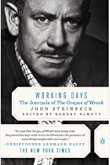 Working Days: The Journals of The Grapes of Wrath Kindle Edition