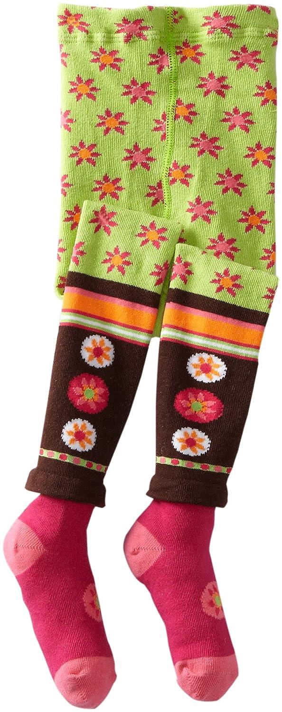 Jefferies Socks Little Girls  Blossom Tight