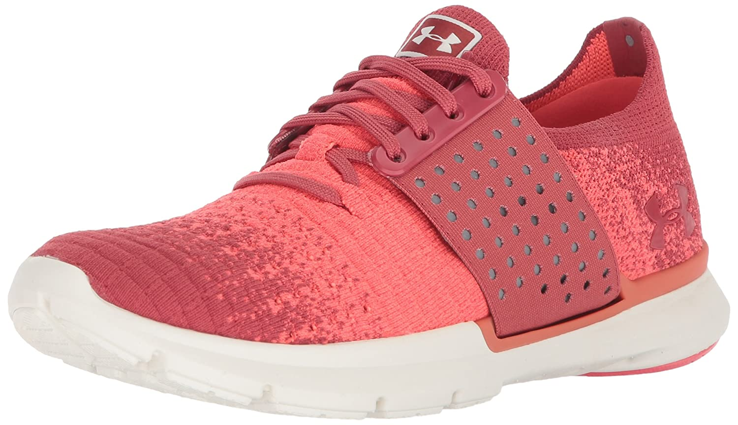 Under Armour Women's Speedform Slingwrap Fade Running Shoe B071RZFWSH 7.5 M US|Rustic Red (601)/Success