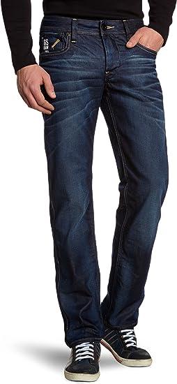 Womens G Star Attacc Low Boyfriend Jeans Straight Zip New