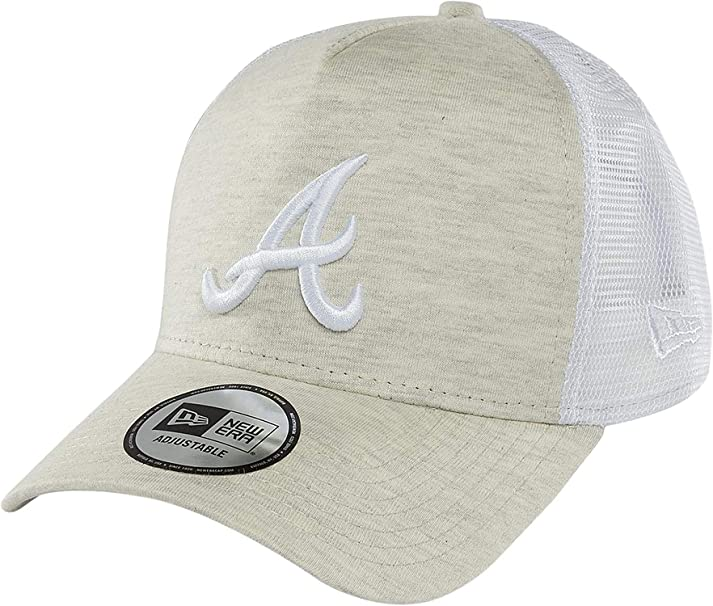 New Era Mujeres Gorras / Gorra Trucker Essential Jersey Atlanta ...