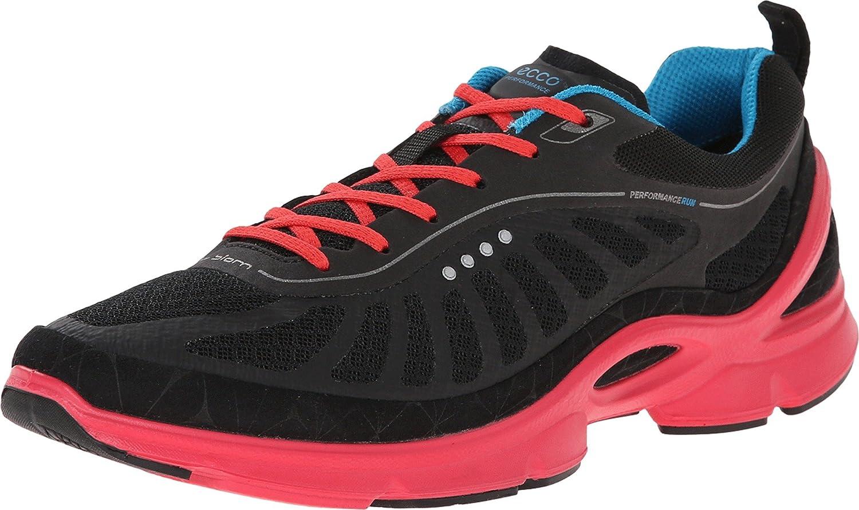 52dafa2ee63ef3 Ecco Damen Laufschuhe Natural Running Biom Evo Trainer - 800123 58270  Schwarz  Amazon.de  Schuhe   Handtaschen