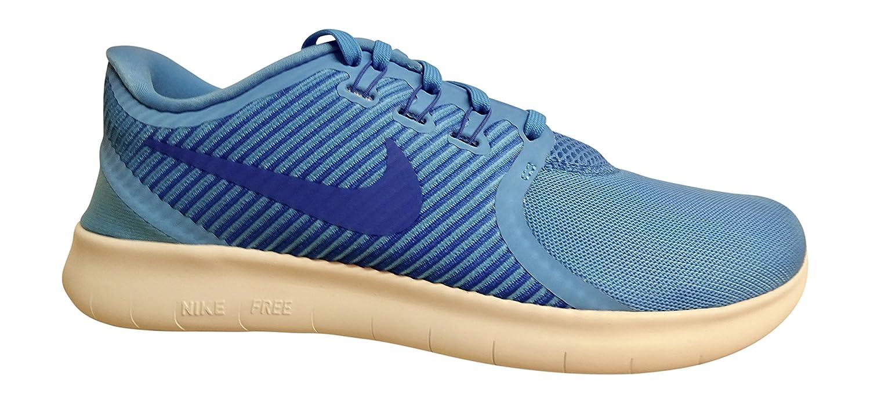 Nike Free Same RN Commuter Running Shoes Blue GlowHyper