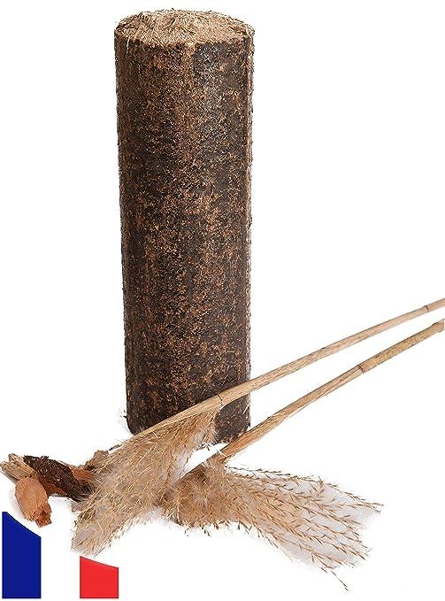 Briquetas de Madera Larga Duracion - 24 kg