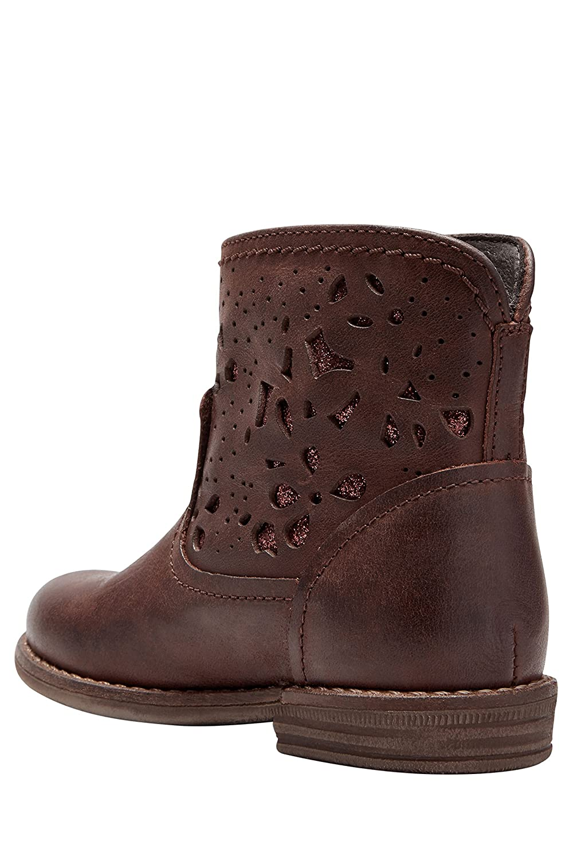 next para Niñas Botas Botines Tipo Vaquero De Piel (Niña Pequeña): Amazon.es: Zapatos y complementos