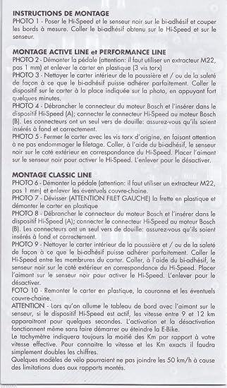 POLINI Boitier CDI BOSCH Active Performance Line CX débridage ...