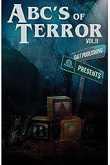 ABC's of Terror Volume 2 Kindle Edition