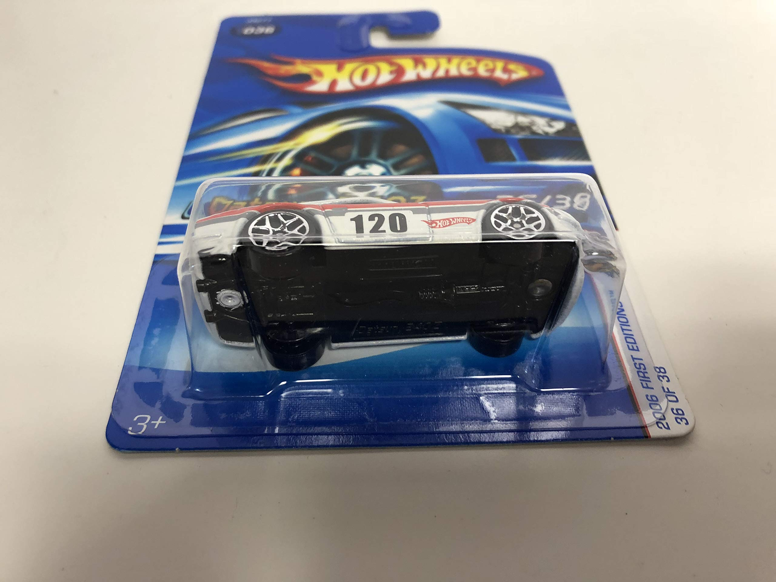 Datsun 240Z No. 036 Hot Wheels 2006 First Edition 1/64 scale diecast car