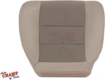 2005 Ford F250 F350 F450 F550 XLT DRIVER or PASSENGER Armrest TAN Fabric Cover