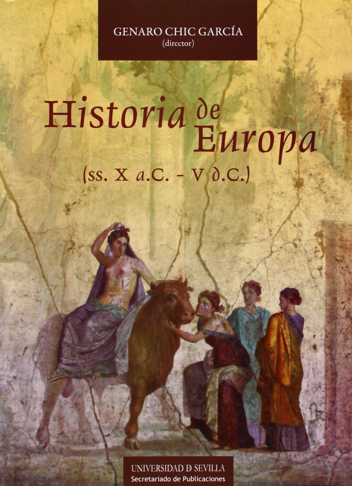 HISTORIA DE EUROPA (ss X a.C-Vd.C.): Genaro / Caballos ...