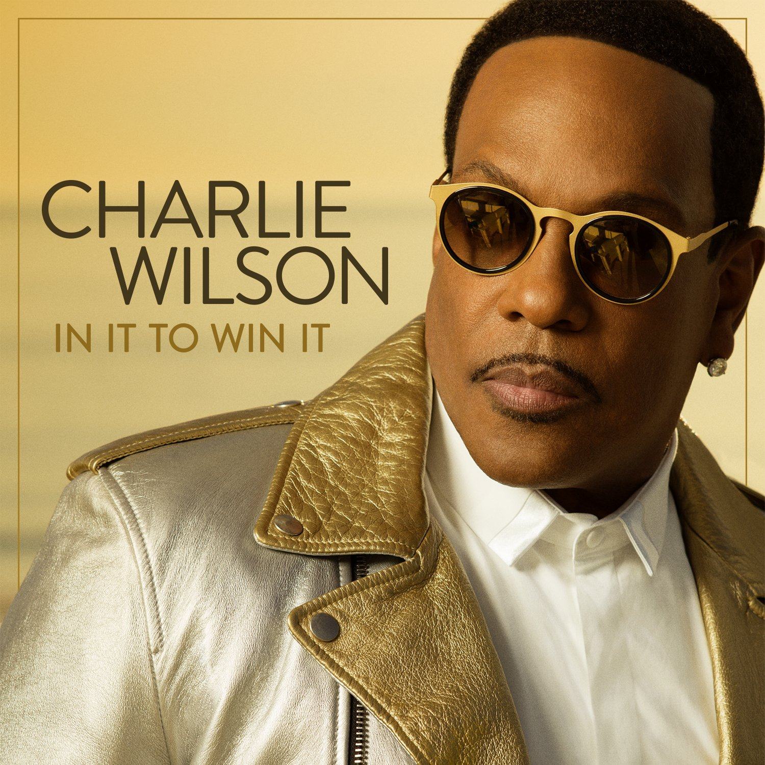 CD : Charlie Wilson - In It To Win It (CD)
