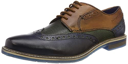 bc0e338a0504 Bugatti Men s 311259043535 Derbys  Amazon.co.uk  Shoes   Bags