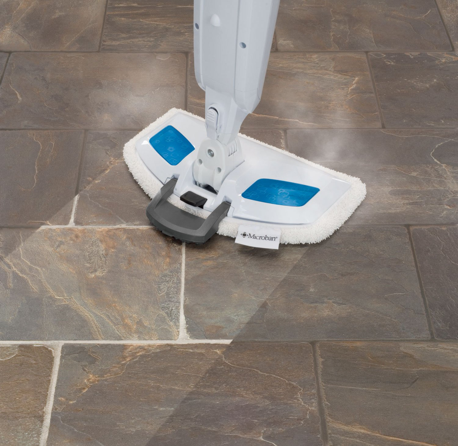 Best mop for laminate floors 2018 reviews ultimate buying guide one of the best aspects of this steam mop is its flip down scrubber no crevice or tough spot can really compete against this type of feature dailygadgetfo Choice Image