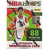 2020-21 Panini Hoops NBA Basketball Trading Cards Holiday Blaster Box- 88 Cards
