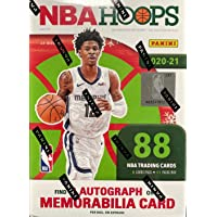 $89 » 2020-21 Panini Hoops NBA Basketball Trading Cards Holiday Blaster Box- 88 Cards