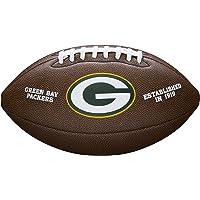 Wilson Unisex's NFL gelicentieerde bal, bruin, Uni