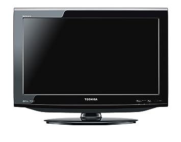 ブラック レグザリンク LEDバックライト TOSHIBA REGZA TV 液晶テレビ ゲームダイレクト 黒 高画質 レグザエンジン 東芝 22A2 レグザ 22インチ 【中古】