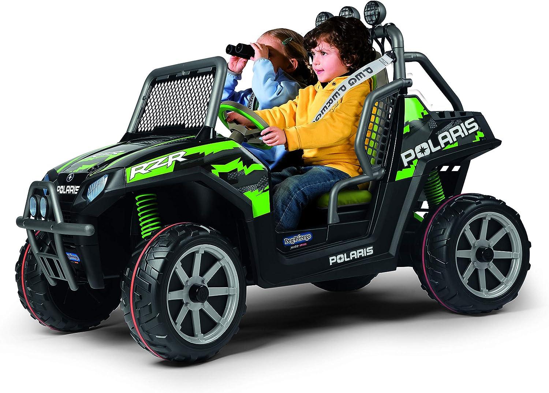 Peg Perego Polaris RZR Ranger Green Shadow