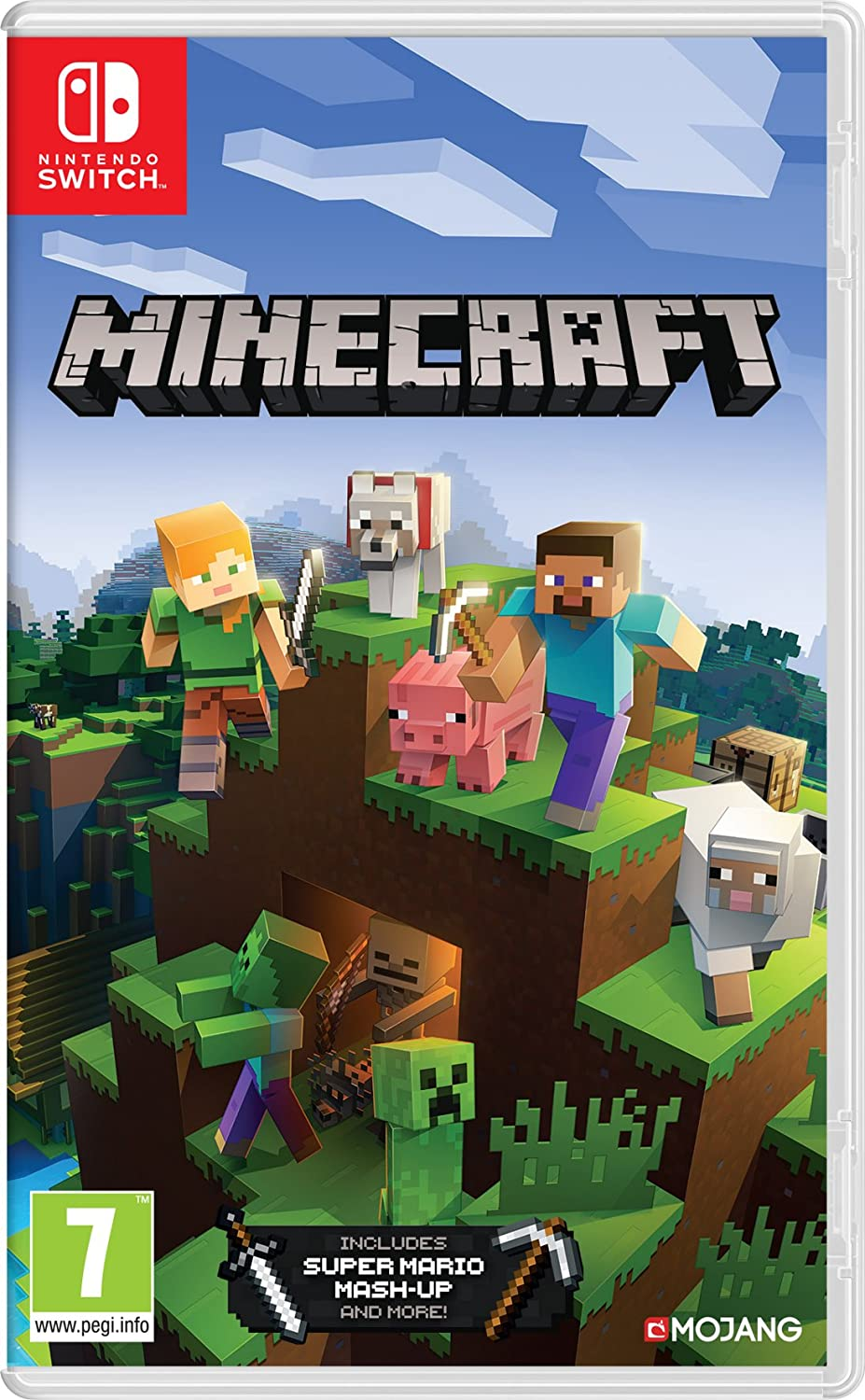 Minecraft- Switch : Nintendo Switch Edition  | Persson , Markus