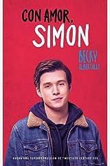 Con amor, Simon (Spanish Edition) Paperback