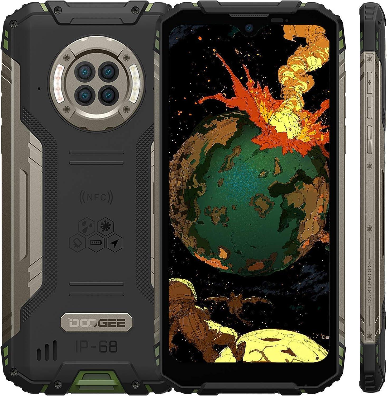 Doogee S96 Pro Outdoor Handy 8gb Ram 128gb Rom Ir Elektronik