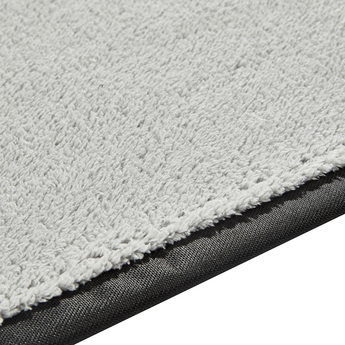 L.S Cat Bed Window Hammock Kitty Sunny Bed Perch Up to 55lb (Double, Grey) (Rectangle) by L.S (Image #5)