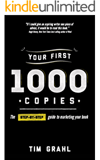 Book launch blueprint the step by step guide to a bestselling your first 1000 copies the step by step guide to marketing your book malvernweather Image collections