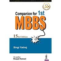 Companion for 1st MBBS