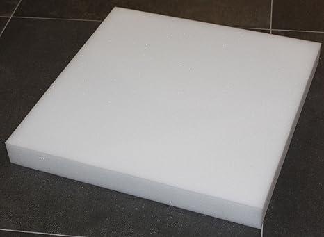 Perlarara - Relleno de cojines para sillas cocina - Diferentes medidas - Indeformable - Cojín fabricado