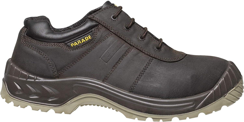 PARADE 07NIKOLA28 45 Chaussure de s/écurit/é basse Pointure 39 Marron
