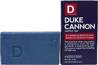 product image for Duke Cannon Men's Bar Soap - 10oz. Big American Brick Of Soap By Duke Cannon - Naval Triumph