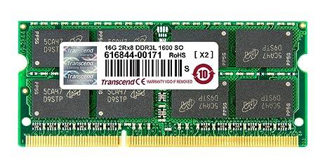 Amazon Com 16gb Ddr3l 1600 So Dimm 2rx8 Computers Accessories