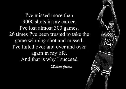 Michael Jordan 4# Blanco y Negro Baloncesto Americano Jugador NBA ...