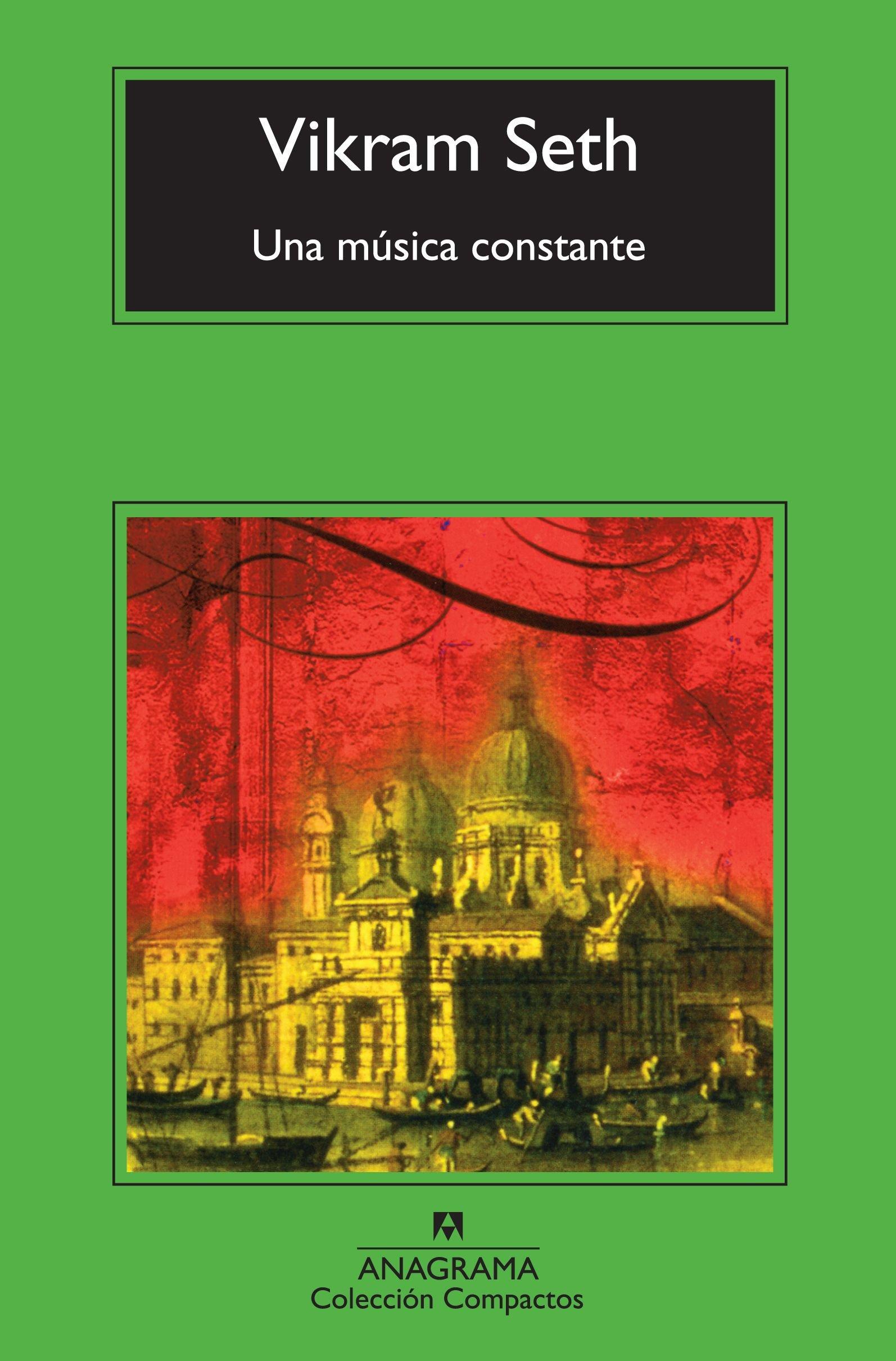 Una musica constante (Spanish Edition) (Coleccion Compactos) (Spanish) Paperback – November 30, 2013