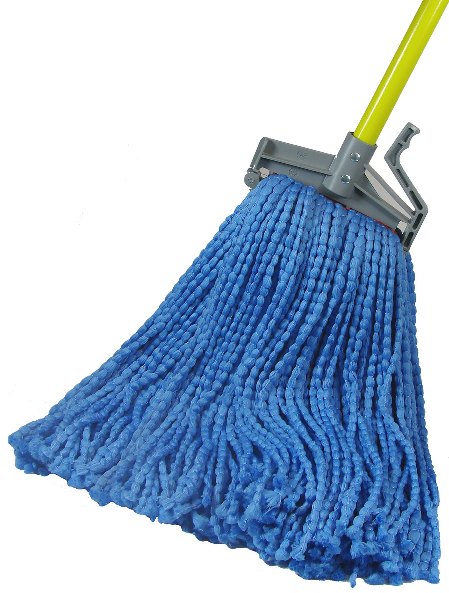 Golden Star AWM55LB The Pearl Microfiber Synthetic Cut End Wet Mop (Pack of 12)