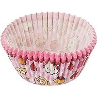 Sanrio Hello Kitty Standard Baking Cupcake Cases, 60 Pieces (STY77902)