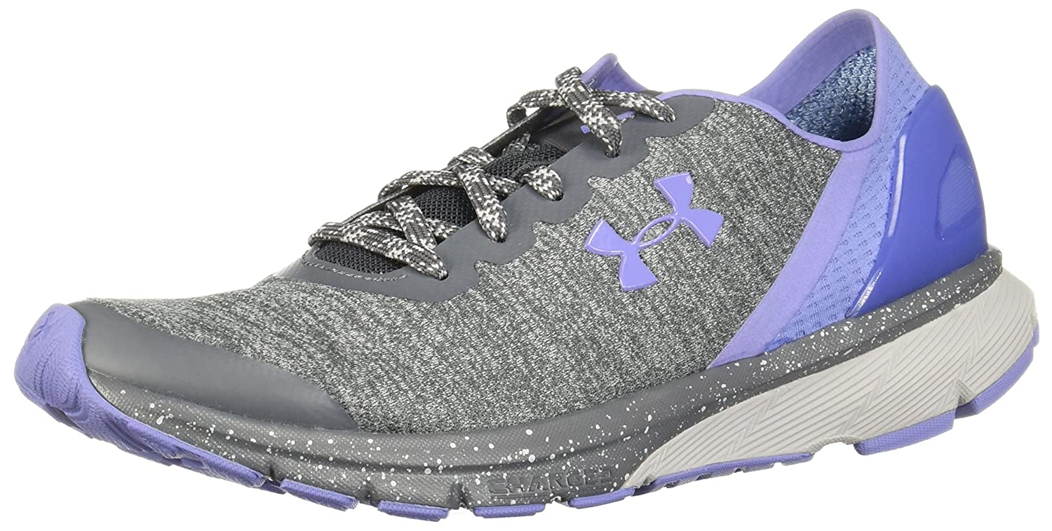 Under Armour Women's Charged Escape Running Shoes - SS18 B075MPZ4GP 6 B(M) US|Rhino Gray/Glacier Gray/Talc Blue
