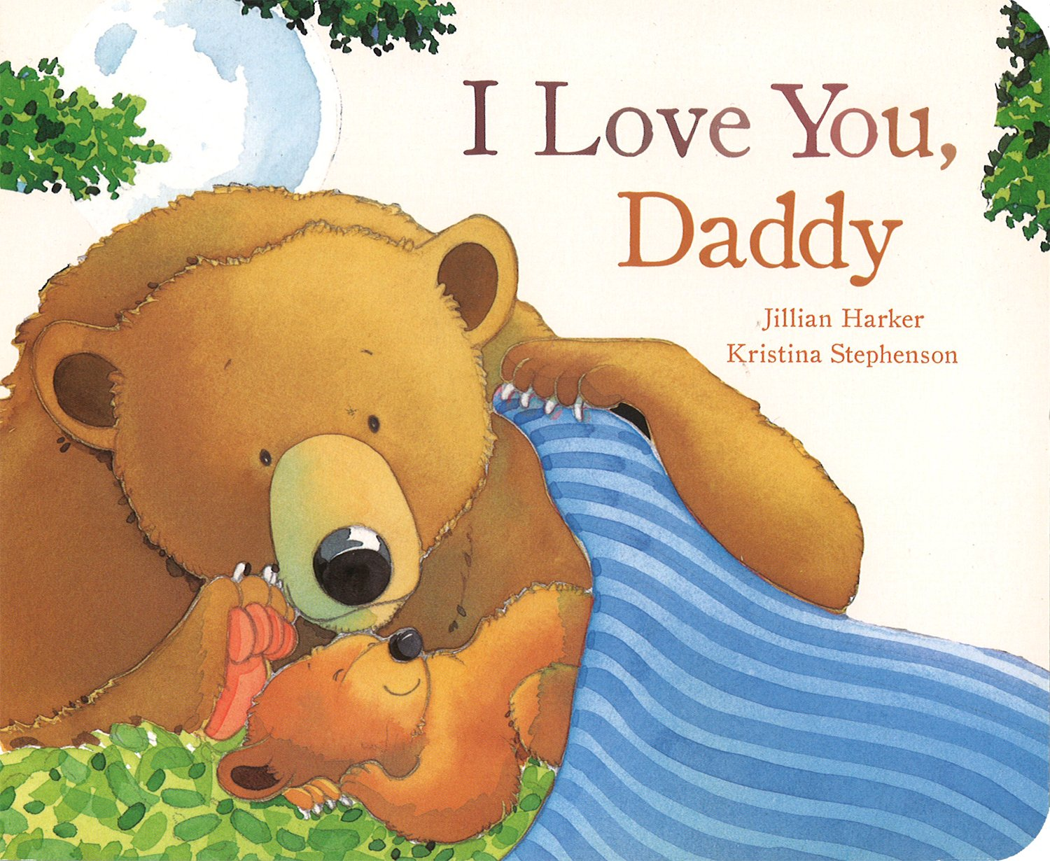 I love daddy bear