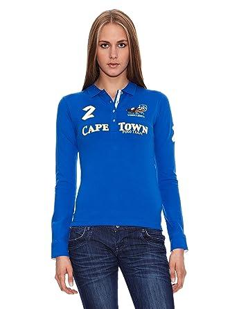 Valecuatro Polo Cape Town Azul XL: Amazon.es: Ropa y accesorios