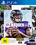 Madden NFL 21 - PlayStation 4 (Ps4) [video game]