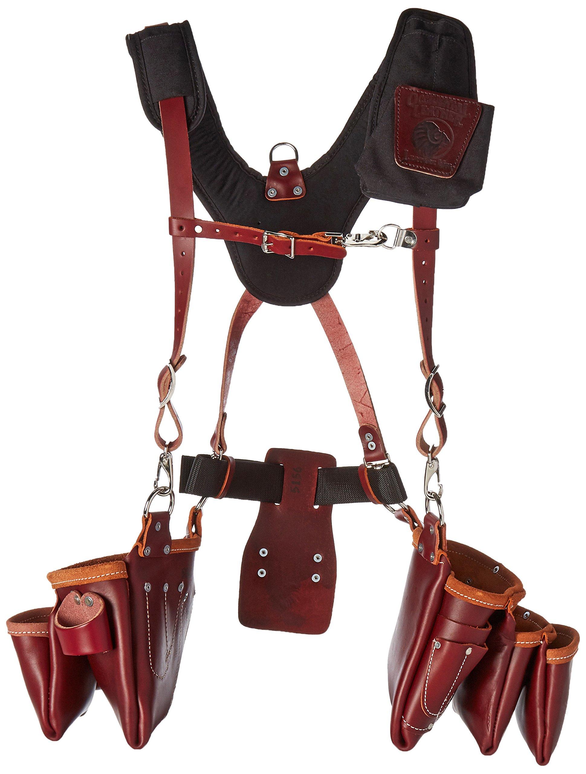 Occidental Leather 5093 Stronghold Beltless 6-bag Framer by Occidental Leather